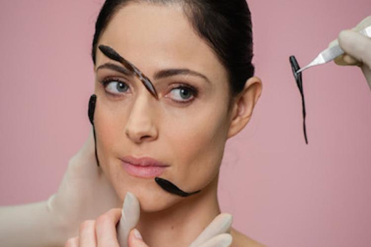 زیبایی صورت با زالو درمانی